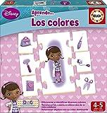 Educa - Juegos educativos Doctora Juguetes aprendo los Colores (16086)