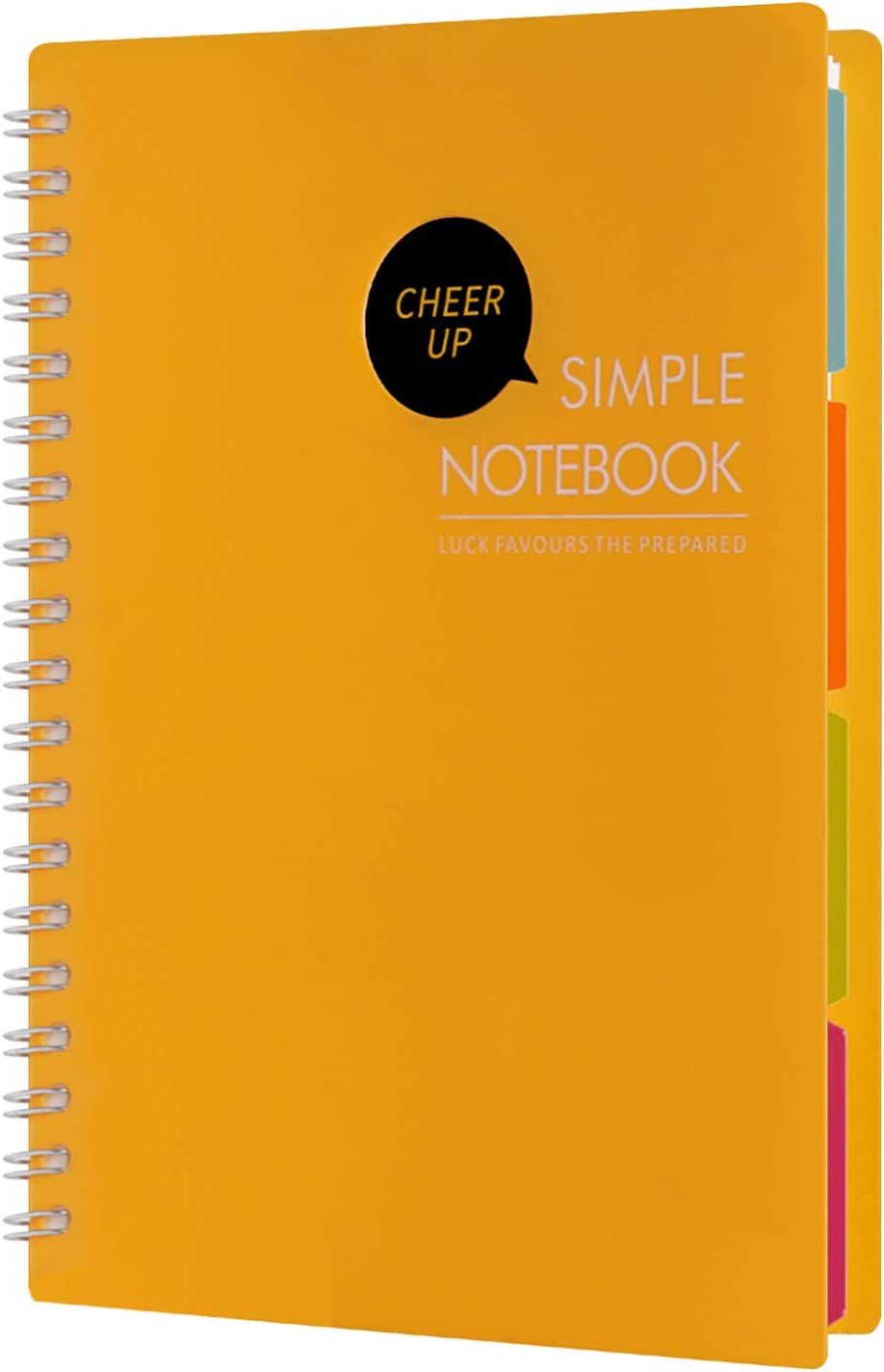 Cheerup Spiral Notebook B5 10