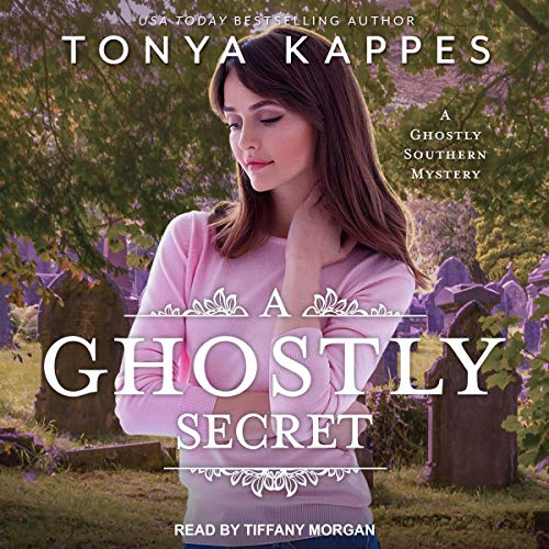 A Ghostly Secret cover art