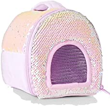Justice Pet Shop Toy Pet Carrier For Stuffed Animal - Stuffed Animal Carrier for Kids Girls - Pet Carrier Toy