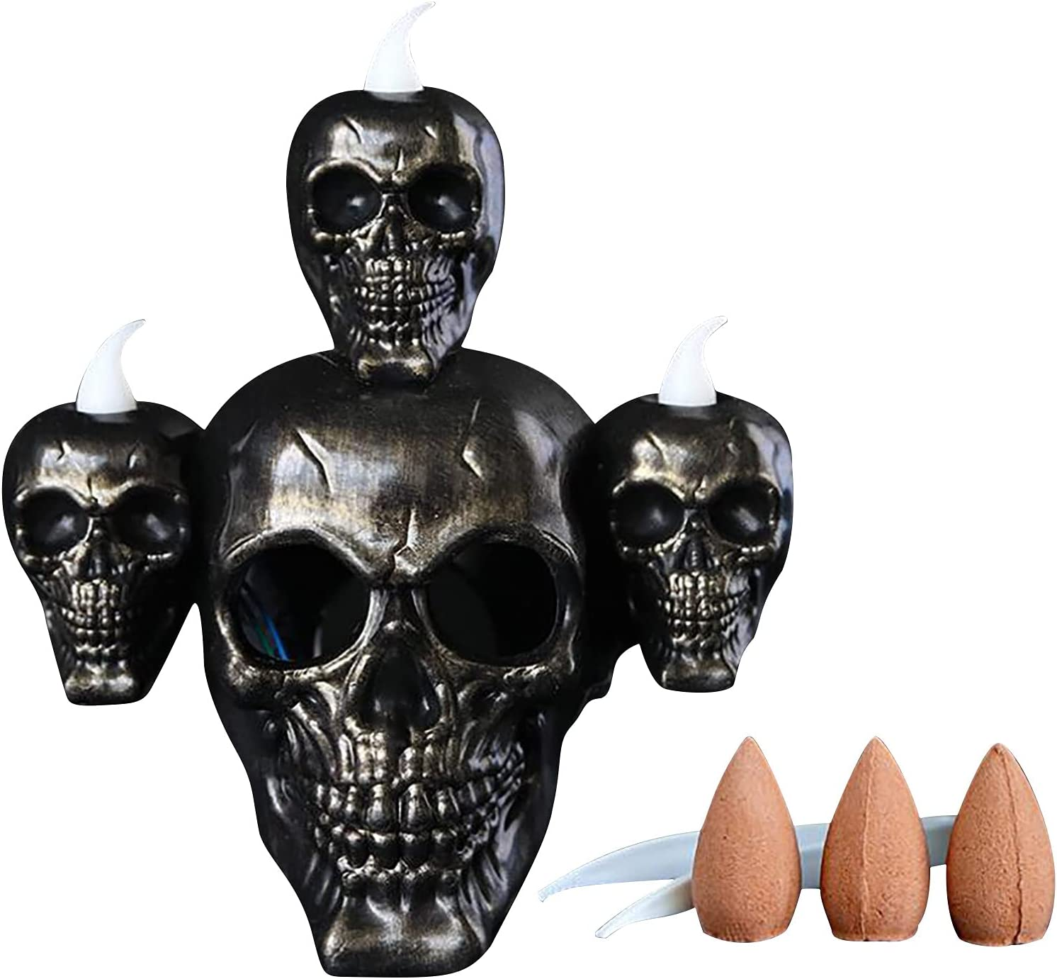 Halloween Creative Light Limited time sale Max 70% OFF Decoration Horror Lamp Skull