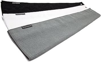 Clothlete Greenside Microfiber Golf Towel 16