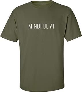 Mindful AF Adult Short Sleeve T-Shirt