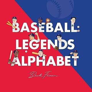 Baseball Legends Alphabet Book | Children's ABC Books by Alphabet Legends™