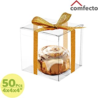 Best cupcake clear boxes Reviews