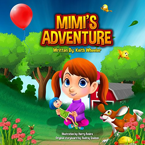 Mimi's Adventure audiobook cover art