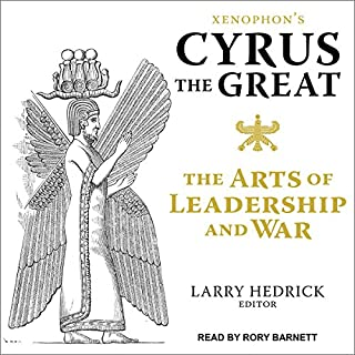Xenophon's Cyrus the Great audiobook cover art