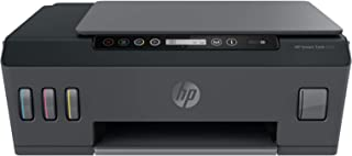 HP 1TJ09A Smart Tank 515 Wireless, Print, Scan, Copy, All In One Printer - Black