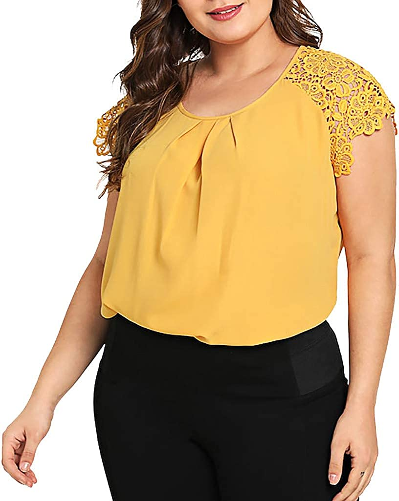 Crop Tops for At the price Women with Fixed price for sale Sayings O-Neck Womens Flo Fashion Solid