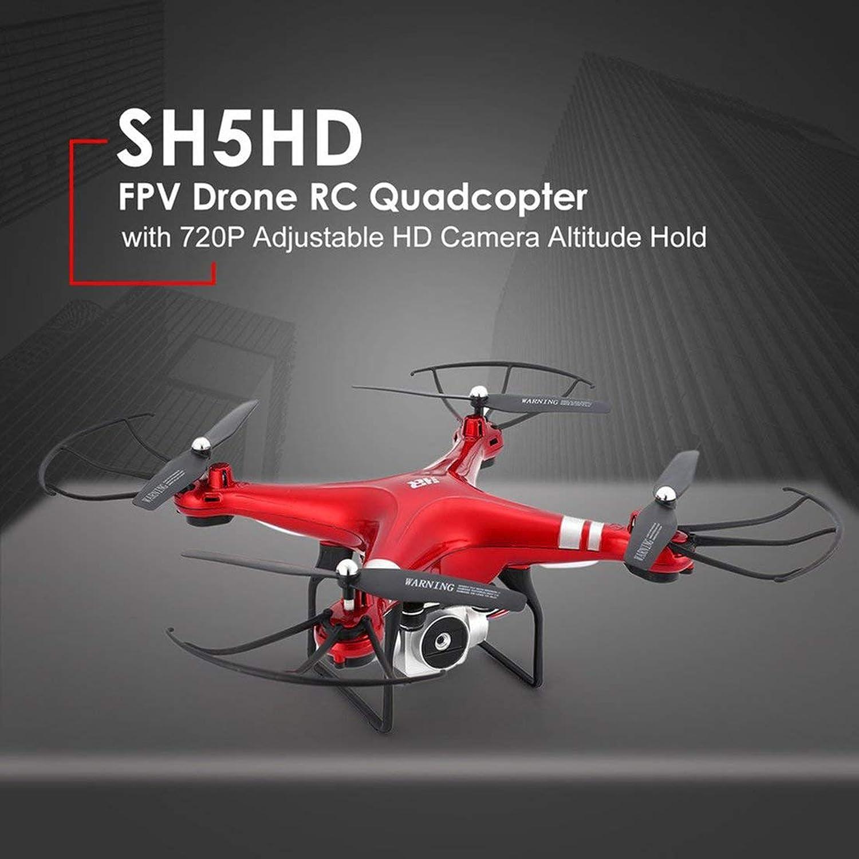 tienda en linea DFHJS SH5HD FPV Drone RC Quadcopter con con con 720P Cámara WiFi Ajustable Video en Vivo Altitud Sin Cabeza Una tecla Devolver 3 baterías  Los mejores precios y los estilos más frescos.