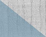 Papier peint intissé EDEM 341-60 blanc à peindre texturé décorative | double 106 cm - 26,50 m2