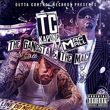 The Gangsta & the Mac (feat. Mac Mall)