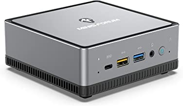 $499 » DMAF5 Mini PC AMD Ryzen 5 3550H Windows 10 Pro Mini PC Desktop Computer, Radeon Vega 8 Graphics,8GB DDR4 256 GB SSD,HDMI2....