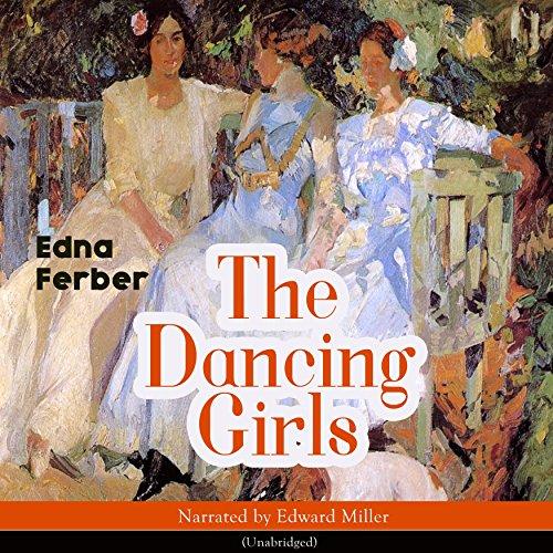 The Dancing Girls audiobook cover art