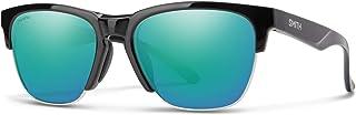 نظارات شمسية مربعة زرقاء مستقطبة للرجال والنساء من هايوير 079D/QG 55MM + مجموعة نظارات مجانية