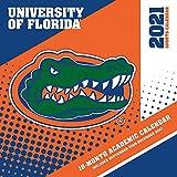 Florida Gators 2021 12x12 Team Wall Calendar