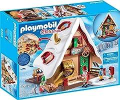 PLAYMOBIL Speelgoed-kerstbakkerij met koekjesvormen/adventskalender Kerstmis in de speelgoedwinkel
