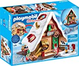PLAYMOBIL Christmas Panadería Navideña con Cortadores de Galletas, A partir de 4 años (9493)