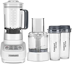 Cuisinart BFP-650 1 HP Blender/Food Processor, Silver