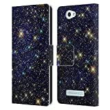 Official Cosmo18 Standout Space 2 Leather Book Wallet Case