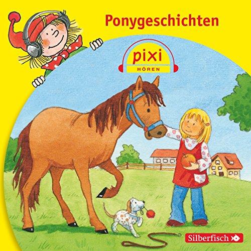 Ponygeschichten audiobook cover art