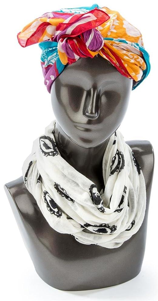Displays2go Glossy Polypropylene Female Mannequin Bust, 18-Inch, Pewter Grey