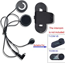 FreedConn Auriculares Para Casco Moto Intercom Talkie