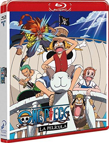 One Piece. Película 1. Blu-Ray [Blu-ray]