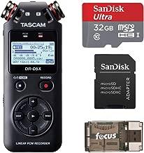 tascam dr 40 digital audio recorder