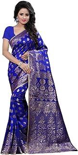 Shree Sanskruti Tassar Silk with Blouse Piece Saree