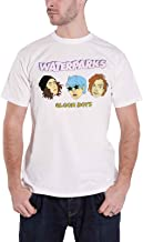 Waterparks T Shirt Gloom Boys Band Logo Official Mens White