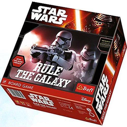 Trefl 01281 Star Wars Règle Le Galaxy Jeu de société