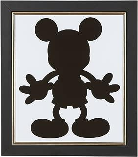Ethan Allen | Disney Mickey Mouse Silhouette IV Framed Artwork