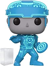 Funko Pop! Disney: Tron - Tron Vinyl Figure (Includes Pop Box Protector Case)