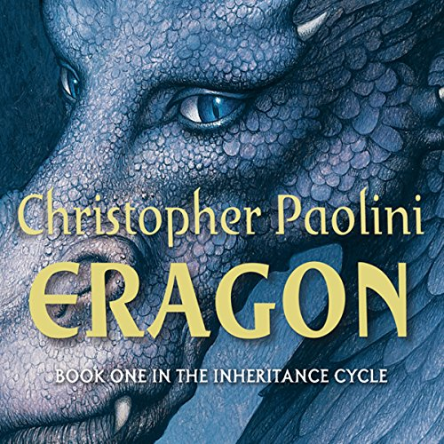 Eragon: The Inheritance Cycle, Book 1 cover art