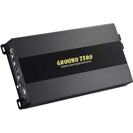 Ground Zero Gzia 1 1450dx Ii 1 Kanal Verstärker Endstufe Mono Elektronik