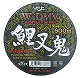 よつあみ(YGK) W-DMV 鯉又鬼 600m   10号