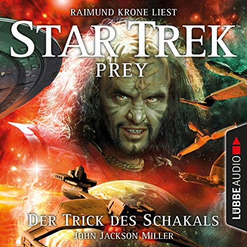 Der Trick des Schakals audiobook cover art