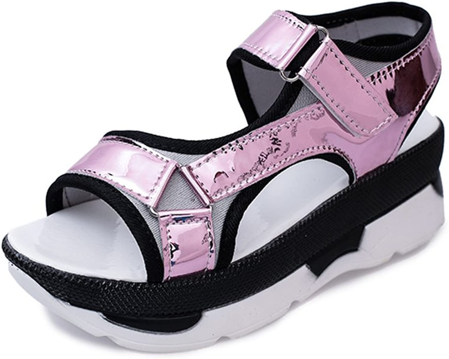 F1rst Rate Women's Summer Must-Haves Fashion Casual Platform Sandals