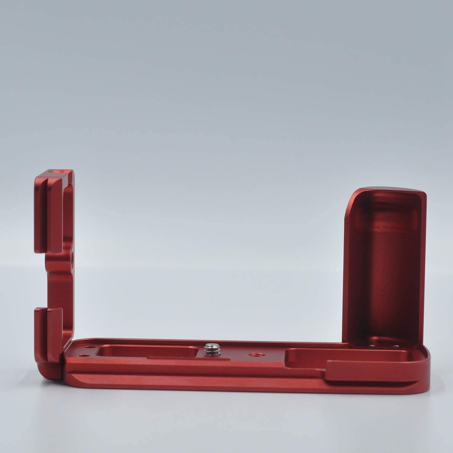 Red SNOWINSPRING Quick Release L Plate//L Bracket Vertical Shoot Camera Base Holder Hand Grip for Fuji XT2 X-T2 Camera