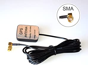 Coche Auto Activo GPS Antena SMA Antena Aéreo Conector Cable para Coche DVD GPS Navegación En-Dash Cabeza Unidad Radio Estéreo DVR
