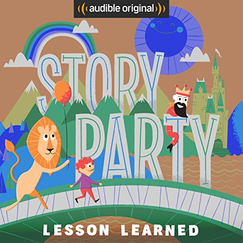 Story Party: Lesson Learned audiobook cover art