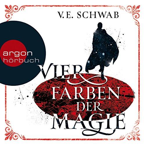 Vier Farben der Magie audiobook cover art