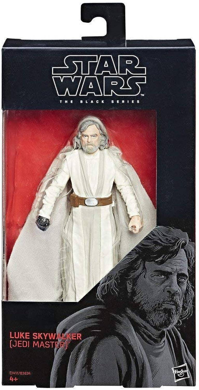 Krieg der Sterne Star Wars Episode VII schwarz Series Actionfigur 2016 Luke Skywalker (Jedi Master) B07MZBKFS6 Große Auswahl   Schöne Kunst