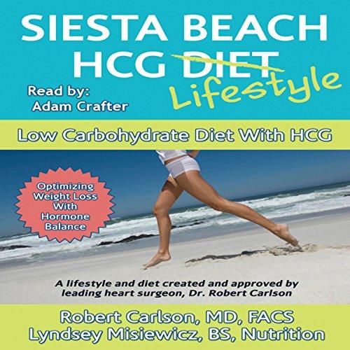 Siesta Beach HCG Lifestyle  By  cover art
