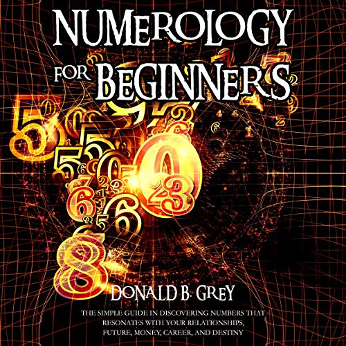 Numerology for Beginners cover art