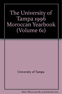 The University of Tampa 1996 Moroccan Yearbook (Volume 61)