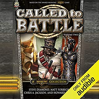 Called to Battle, Volume Two audiobook cover art
