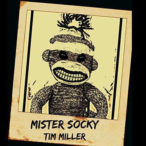 Mister Socky audiobook cover art