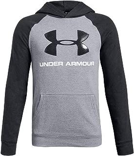 Under Armour Boys Rival Logo Hoodie